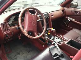 lexus cars interior junkyard find 90 ls 400 with rare color interior clublexus