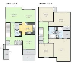 colonial open floor plan colonial country farmhouse house plan 85454house plans open floor