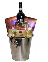 wine and chocolate gift basket italian masi wine godiva chocolate gift basket italian masi
