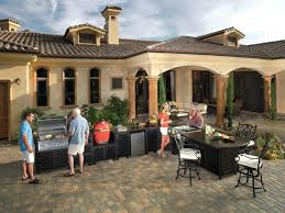 Outside Kitchen Ideas Prefab Outdoor Kitchen Ideas U2014 Prefab Homes
