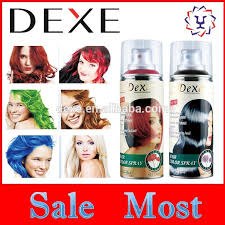 best wash out hair color best quality hair dye washable hair color spray chinese factory