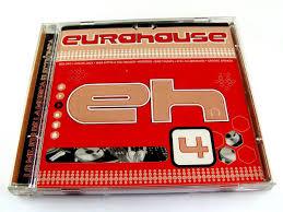 euro house eurohouse 4 lo mejor de la musica electronica cd bmg 2000