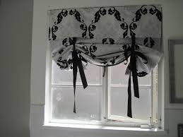 Simple Window Treatments For Large Windows Ideas Decor Tips Ribbon Curtains With Diy Window Treatments And Diy