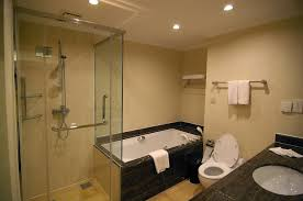 Fine Bathroom Closet Designs Master Remodel Transitionalbathroom O - Bathroom closet design