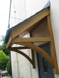 Wooden Awning Kits 19 Best Front Door Canopy Images On Pinterest Front Door Canopy