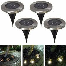 solar lights landscaping 25 original patio lights in ground pixelmari com