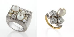 pearl rings london images Invaluable guide to buying rings jpg