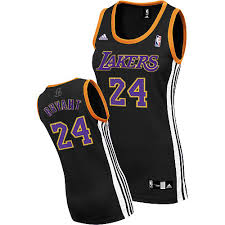 women u0027s kobe bryant swingman black adidas jersey small medium