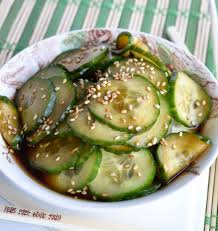 cucumber salad recipe wonkywonderful