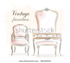 vintage hand mirror vectors download free vector art stock