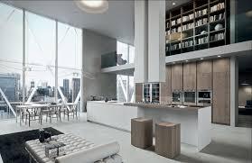Modern Living Room Ceiling Designs 2014 7 Inspirational Loft Interiors