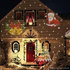 nice ideas christmas decoration projector windowfx animated