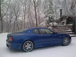 maserati snow 4200 performance sport lowering springs