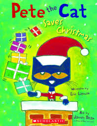 pete the cat saves by eric litwin scholastic