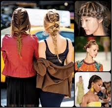 haircuts and color for spring 2015 catwalk braids hairstyles 2015 spring summer hairstyles 2017