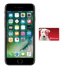 when does target give their gift card for phone purchase on black friday target activate apple iphone 7 or 7 plus in store receive