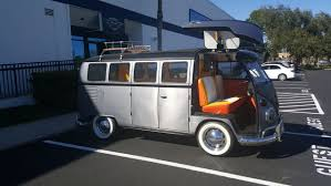 future rapper cars finnegan u0027s back to the future vw bus for sale