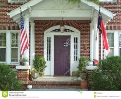 home porch front porch on old home stock photo image of stately 2498302