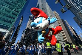 the physics of the macy s thanksgiving day parade balloons wired