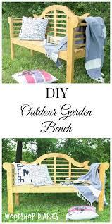 How To Build A Garden Bench Diy Lutyens Outdoor Garden Bench