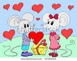 happy s day mouse a mouse s smile stock images royalty free images vectors