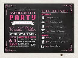 party invitations unique bachelorette party invitation templates