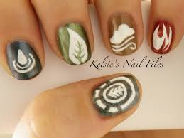 nature nail designs choice image nail art designs