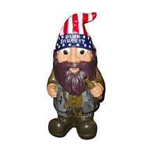 duck dynasty garden gnome willie duck dynasty knome