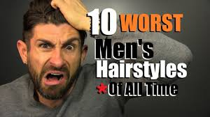 hairstyles for boys age 10 12 10 worst men s hairstyles of all time terrible hairstyles to
