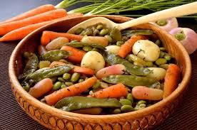legumes cuisine poêlée de légumes de printemps ma cuisine santé