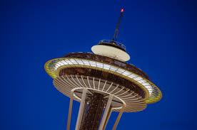 seattle space needle by in transit