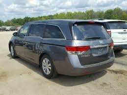 honda odyssey used parts for sale used 2014 honda odyssey trunk lids parts for sale