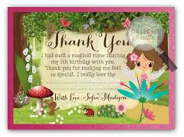 religious thank you cards woodland fairy thank you cards di 659ty harrison greetings