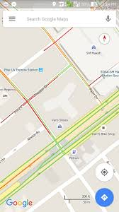 Google Maps Alternative Google Maps Now Show Traffic Info For Ph Www Unbox Ph