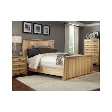 Furniture Of America Bedroom Sets A America Adamstown Solid Hickory Panel Bedroom Set The Simple
