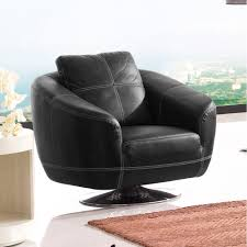 Large Swivel Chairs Living Room Black Lucy Swivel Chair Zuri Furniture