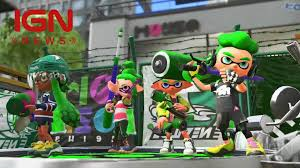 splatoon getting an anime spin off ign