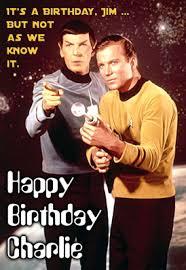 Star Trek Birthday Meme - card invitation design ideas star trek kirk and spock antique