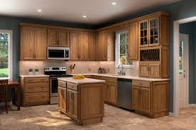 shenandoah cabinetry kitchen in dominion oak tawny oak cabinets