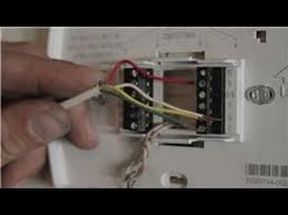 central air conditioning information how to wire a digital