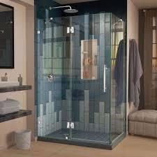 5 Shower Door Frameless Shower Doors Showers The Home Depot