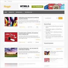 best blog themes ever 12 best free blog business wordpress themes for october november