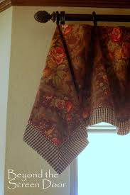 kitchen curtain valances ideas best 25 kitchen valances ideas on kitchen curtains