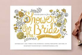 Wedding Shower Invites Floral Inspired Bridal Shower Invitations Rustic Wedding Chic