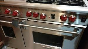 48 Gas Cooktops Wolf 48 Gas Range 48 In Gas Cooktop In Stainless Steel With
