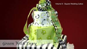 square wedding cakes square wedding cakes wedding cake pictures wedding cake