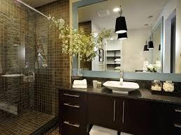 wooden mediterranean bathroom vanities decorate with