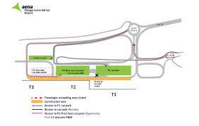 long term car hire europe parking malaga airport short and long term parking