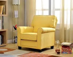 Yellow Chairs Upholstered Design Ideas Improbable Style Yellow Upholstered Dining Furniture Yellow