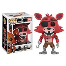 109 foxy pirate nights freddy u0027s toys